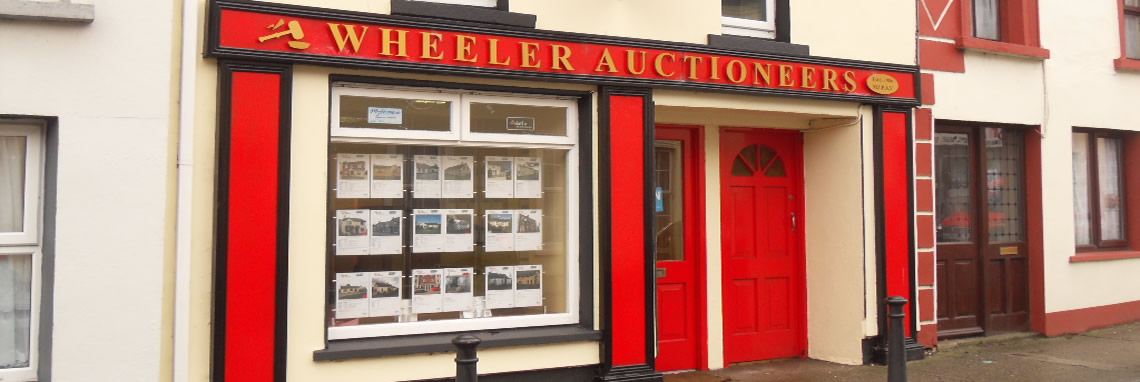 Wheeler Auctioneers Hospital and Bruff